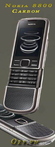 Nokia 8800 carbon copy